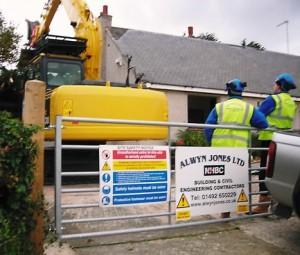 Alwyn Jones Builders North Wales