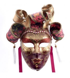 venetian masks