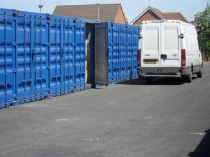 self storage cheshire
