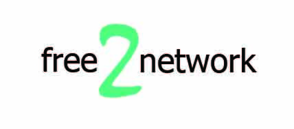 Free2Network Logo